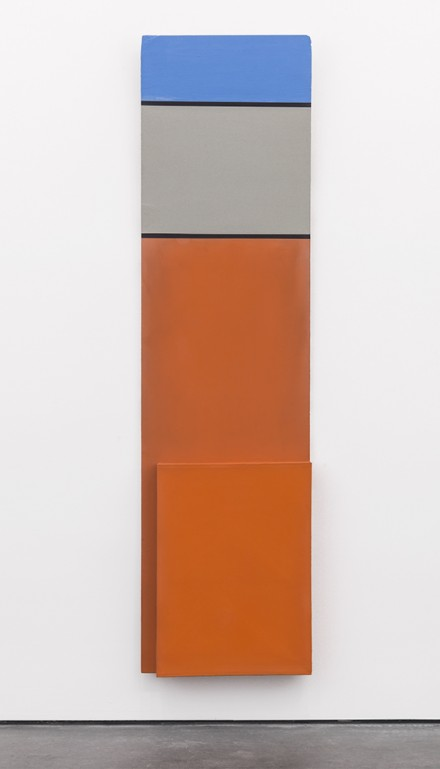 Blinky Palermo - David Zwirmer - Ohne Titel, Untitled (1973)