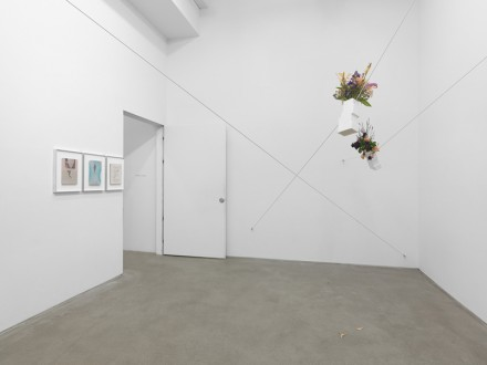 Brad Troemel, On View: Selections from the Troemel Collection (Installation View), via Art Observed