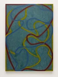 Brice Marden, Hydra, via Artnet