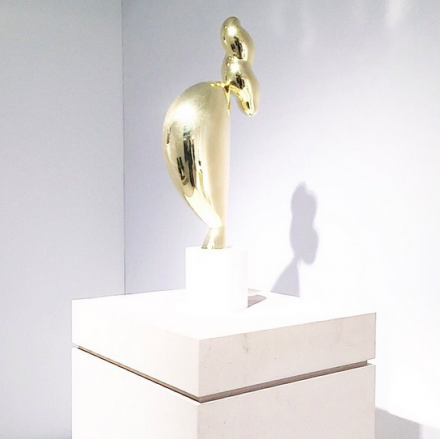 Constantin Brancusi, via Art Observed
