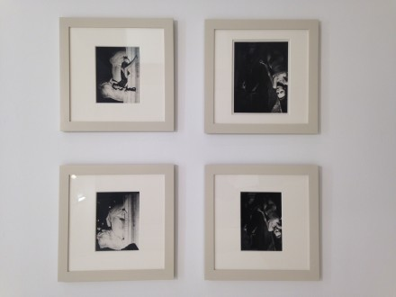 Francesca Woodman at Marian Goodman Gallery (Installation View)