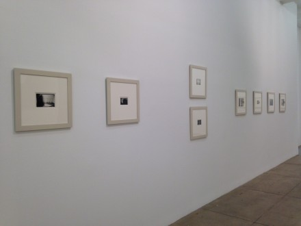 Francesca Woodman, <em>I'm trying my hand at fashion photography</em> (Installation View)