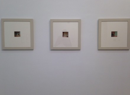 Francesca Woodman, I'm trying my hand at fashion photography (Installation View)