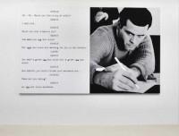 John Baldessari_Pictures & Scripts_Marian Goodman Gallery_Uh - Uh - Would you like., 2015