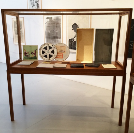 Joseph Beuys, Multiples (Installation View), via Art Observed