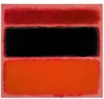 Mark Rothko, No 36 (Black Stripe) (1958), via NYT