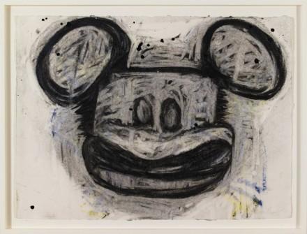 Mouse Mask - Joyce Pensato - Castaway - Petzel V