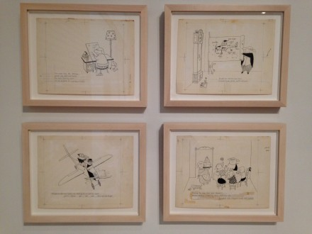 Tomi Ungerer, All in One (Installation View)