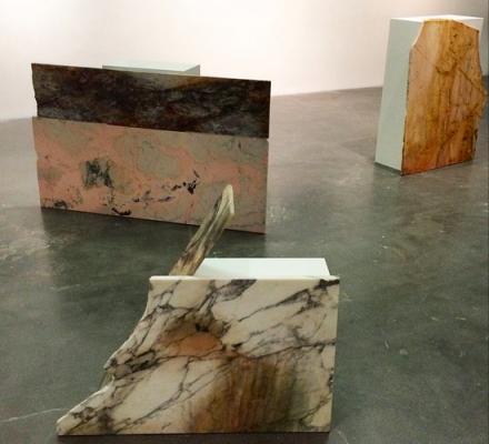 Works by Anna Graff, via Art Observed