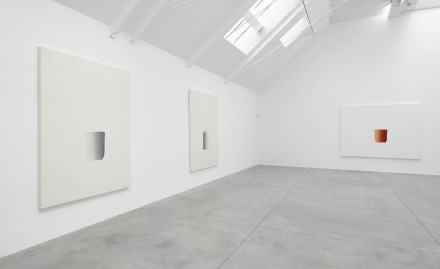Lee Ufan at Lisson Gallery (Installation View)
