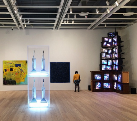 America is Hard to See(Installation View), via Art Observed