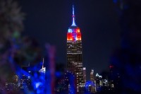 Empire State Building, via NYT