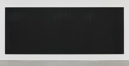 Glenn Ligon, Come Out #10 (2015)