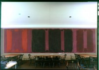 Mark Rothko's Harvard Murals, via New Yorker