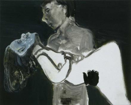 Marlene Dumas, The Image as Burden (1993) © Marlene Dumas