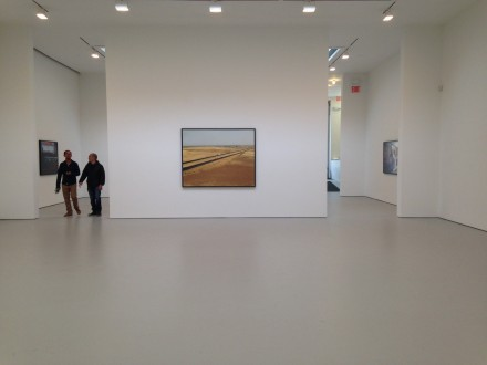 Philip-Lorca diCorcia, East of Eden (Installation View)
