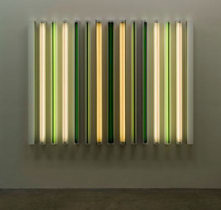 Robert Irwin, Agave (2014-2015), via Pace Gallery
