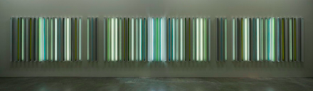 Robert Irwin, Cacophony (2014-2015), via Pace Gallery