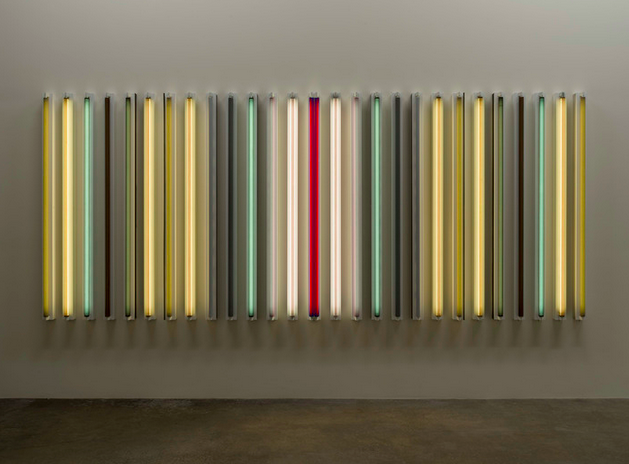 187 New York Robert Irwin Cacophonous At Pace Gallery