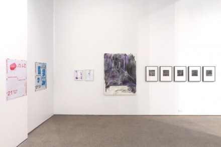 The Painter of Modern Life (Installation View), via Anton Kern