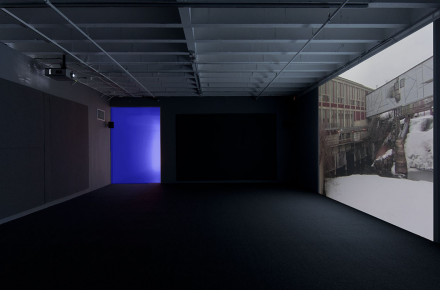 William Pope L, Trinket (Installation View), via MOCA