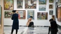 Inside the Savitsky Collection, via Al Jazeera