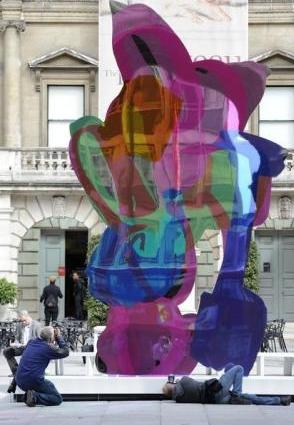 Jeff Koons Work Nets €12 Million for amFAR - AO Art Observed™