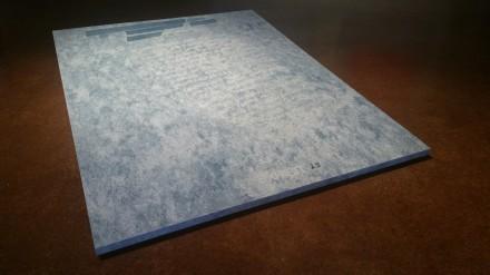 Jenny Holzer, I was called (2013), via Art Observed