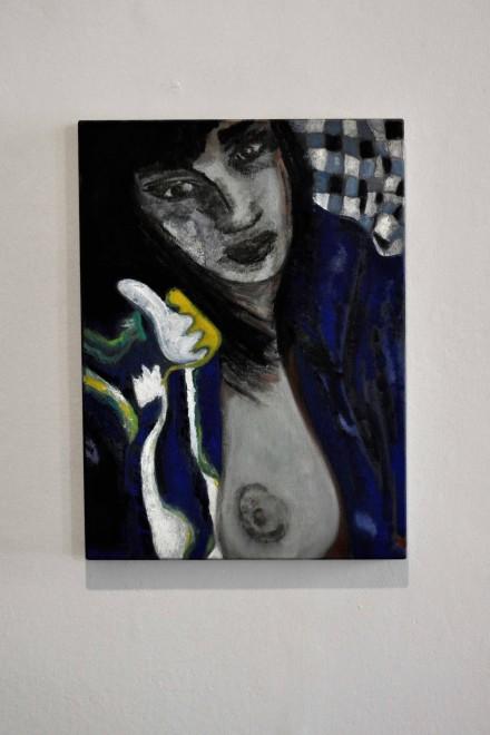 PeterDoig_Untitled (portrait)_2015_VeniceBiennale_SK