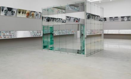 Lucas Samaras, Albums 2 (Installation View) via Pace Gallery