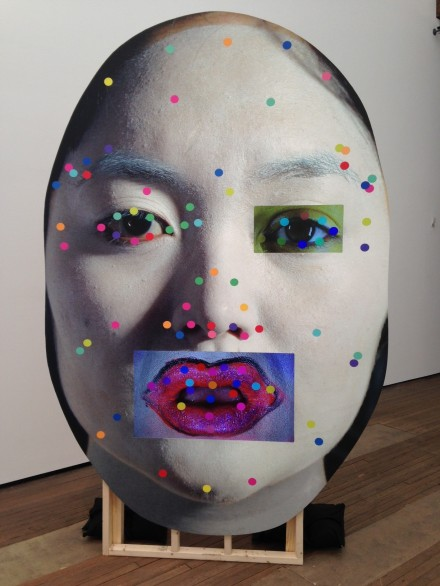 Tony Oursler, EUC (2015)