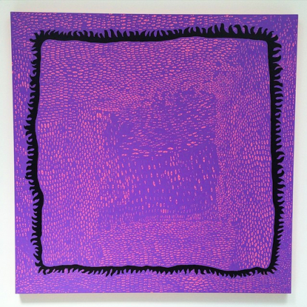 Yayoi Kusama, My Life (2014), via Art Observed