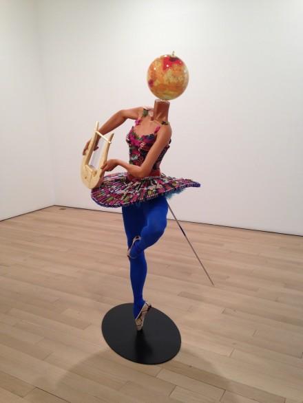Yinka Shonibare MBE, Ballet God (Apollo), 2015