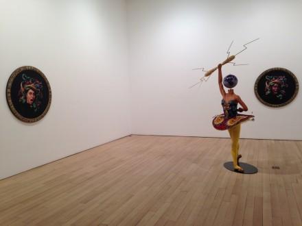 Yinka Shonibare MBE, Rage of Ballet Gods (Installation View)