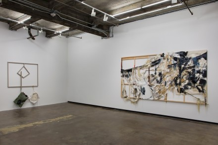 Rosy Keyser, The Hell Bitch (Installation View)