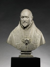 Bernini bust of Pope Paul V, via NYT