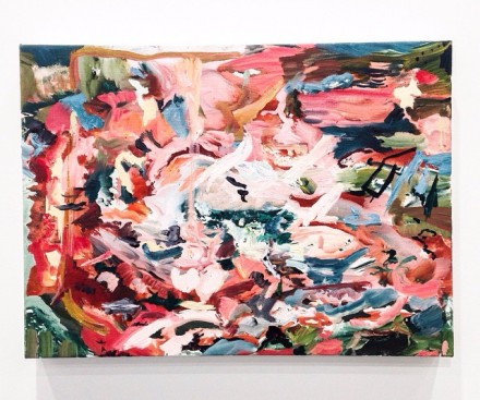 Cecily Brown-The English Garden-Maccarone Gallery (3)