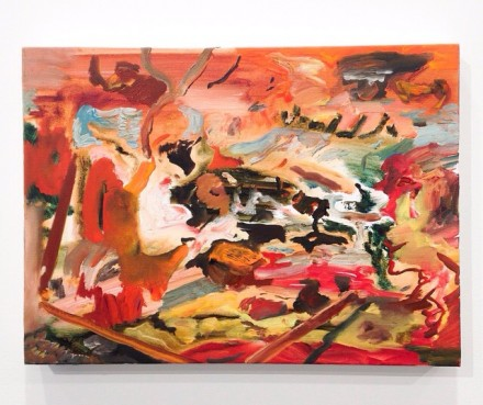 Cecily Brown-The English Garden-Maccarone Gallery (4)