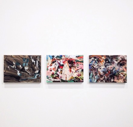 Cecily Brown-The English Garden-Maccarone Gallery
