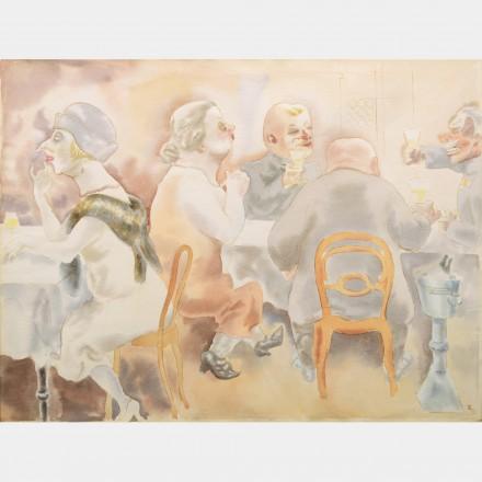 George-Grosz-Galerie-St.-Etienne