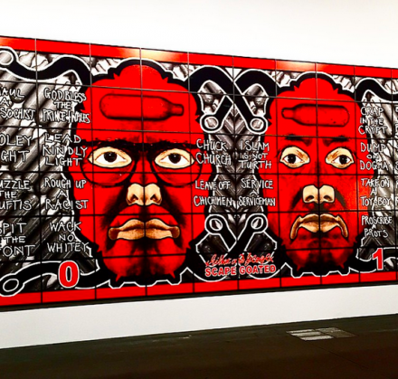 Gilbert and George at Unlimited