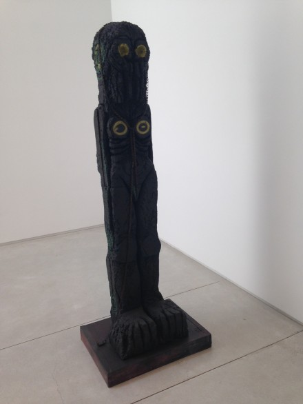 Huma Bhabha, Constantium (2014)