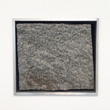 Michael Heizer at Gagosian, via Art Observed