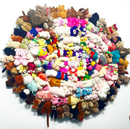 Mike Kelley at Hauser and Wirth