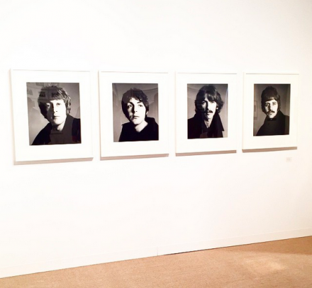 Richard Avedon's Beatles Portraits