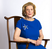 Agnes Gund, via WSJ
