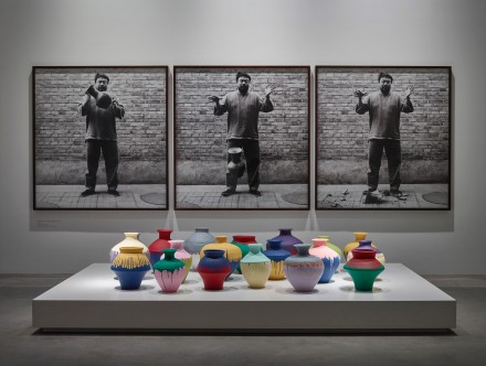 Ai Weiwei (Installation View), via Faurschou Foundation Copenhagen