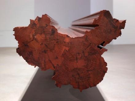 Ai Weiwei, Bench (2004), via Faurschou Foundation Copenhagen