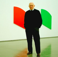 Ellsworth Kelly, via The Guardian