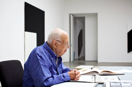 Ellsworth Kelly, via WSJ